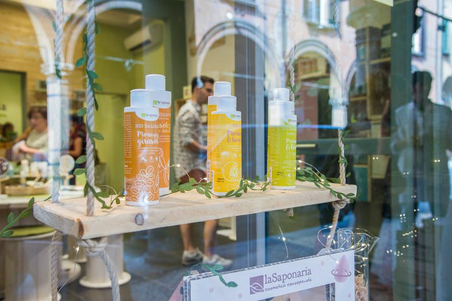 9 Tecniche di visual merchandising per le bioprofumerie 2