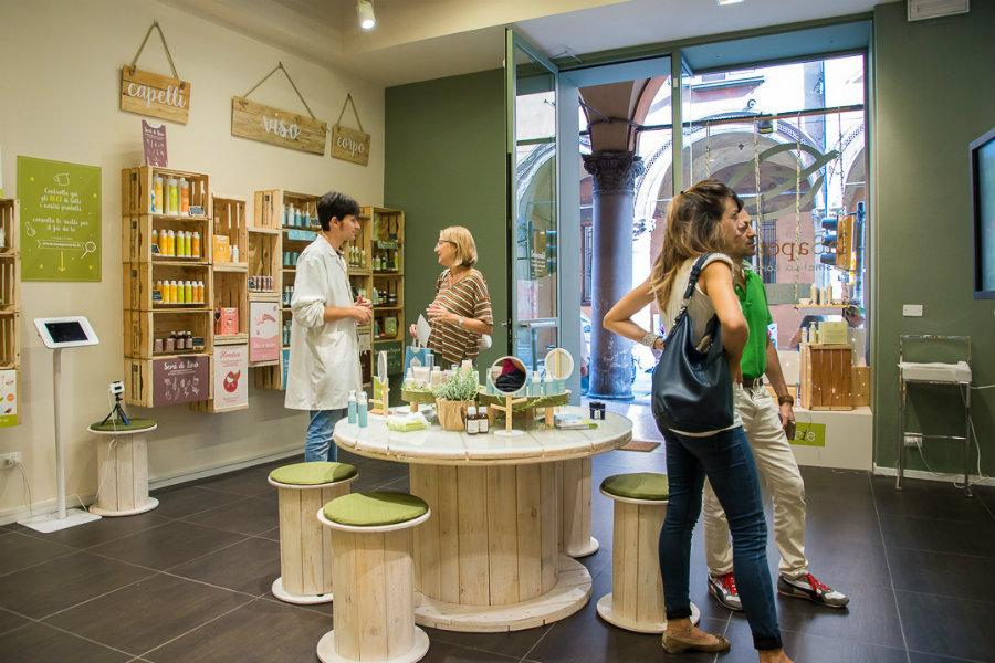 9 Tecniche di visual merchandising per le bioprofumerie 6