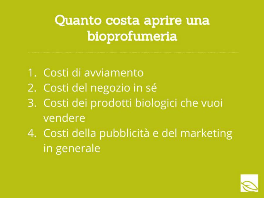 Come aprire una bioprofumeria Costi e autorizzazioni necessarie 2