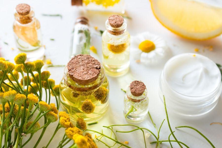Prodotti per la bio routine per ogni tipo di pelle-crema