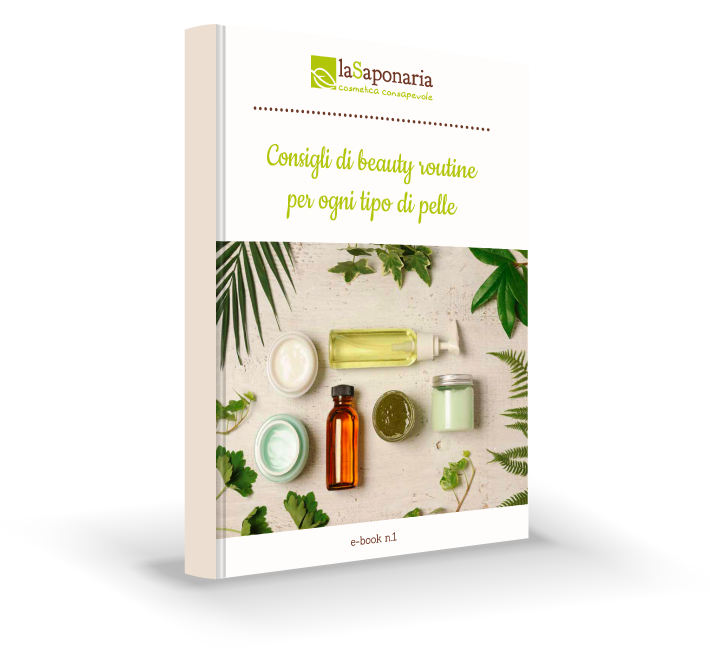 Saponaria-ebook beauty routine