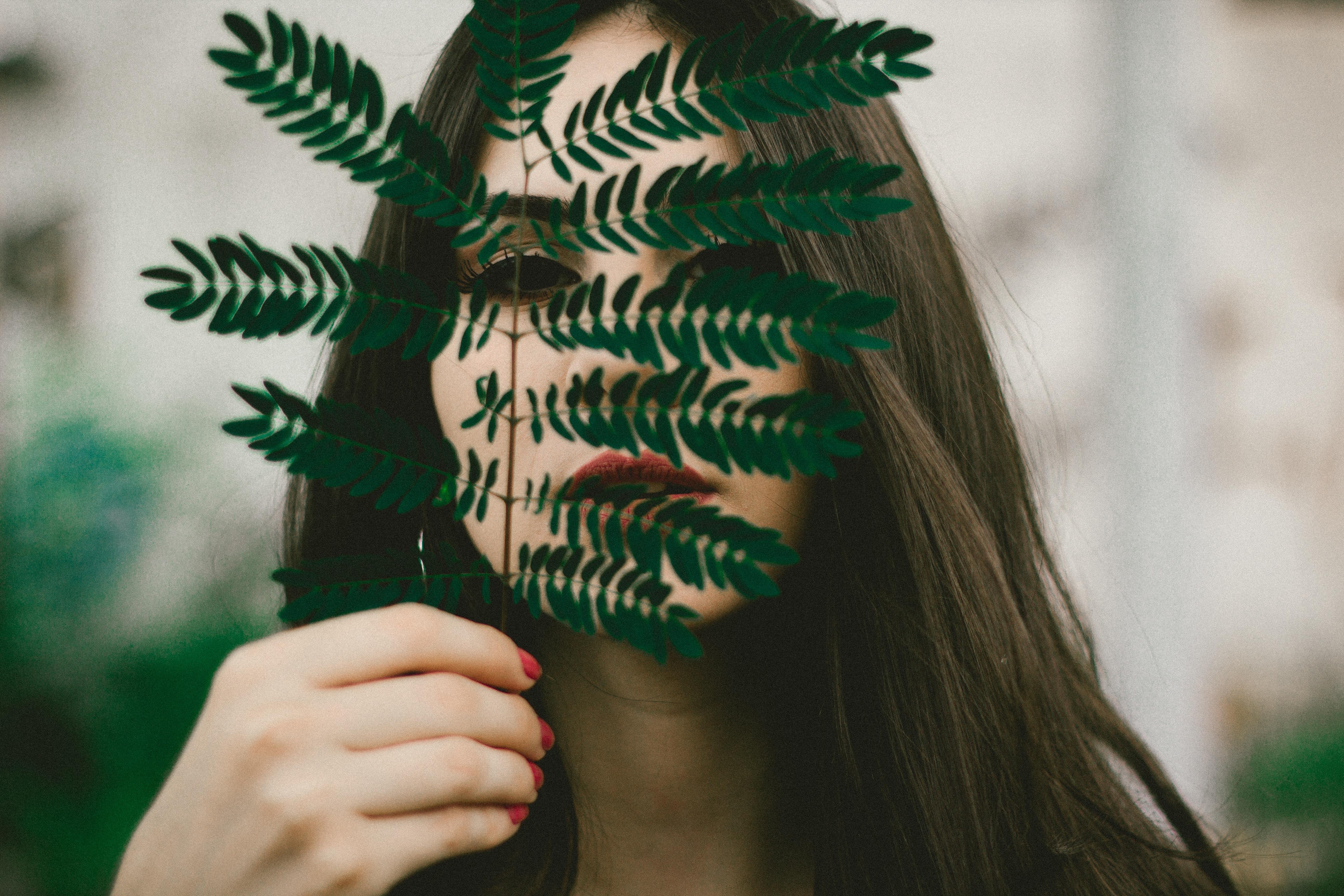 maschera viso naturale