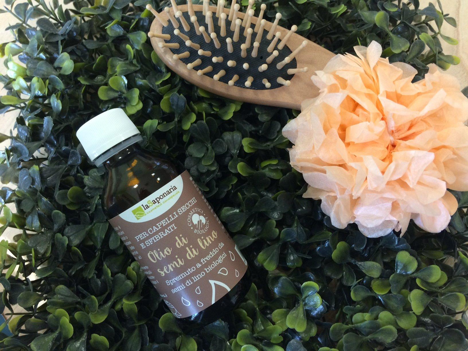 olio semi di lino bio