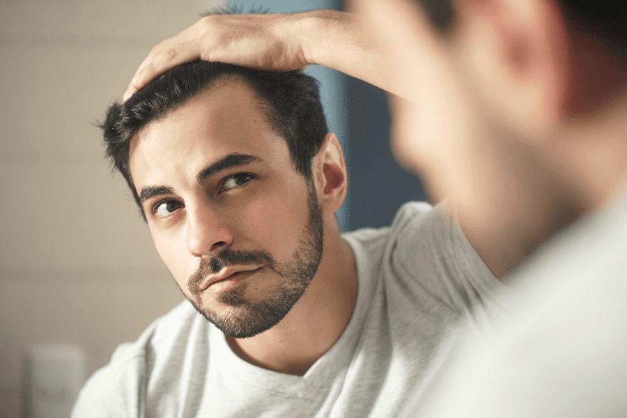 caduta capelli uomo cause e rimedi naturali
