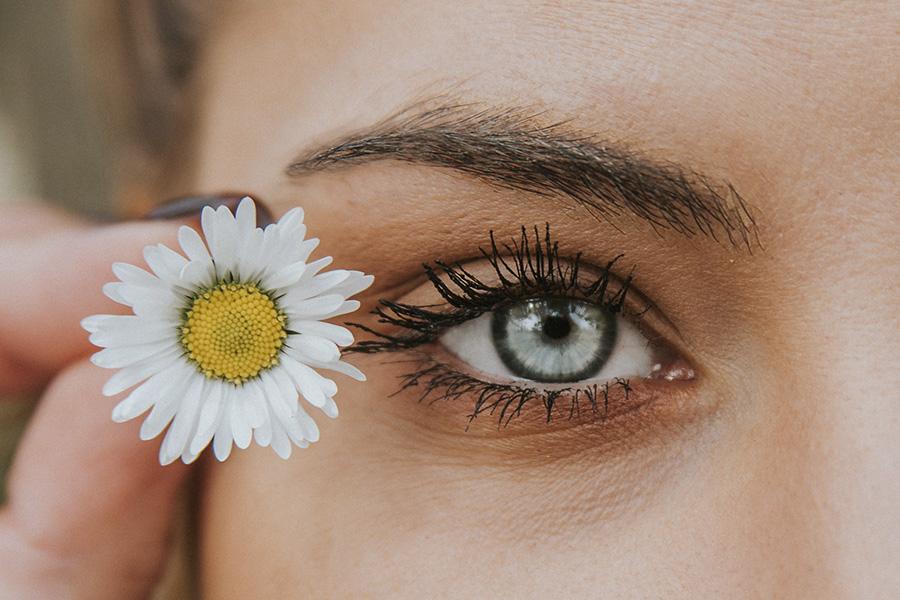 routine occhi