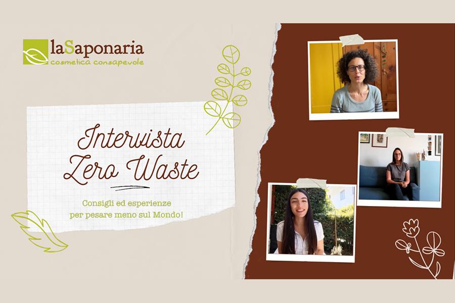 intervista zero waste